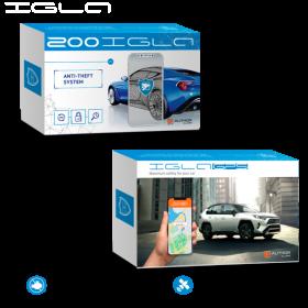 IGLA 200 + IGLA GPS