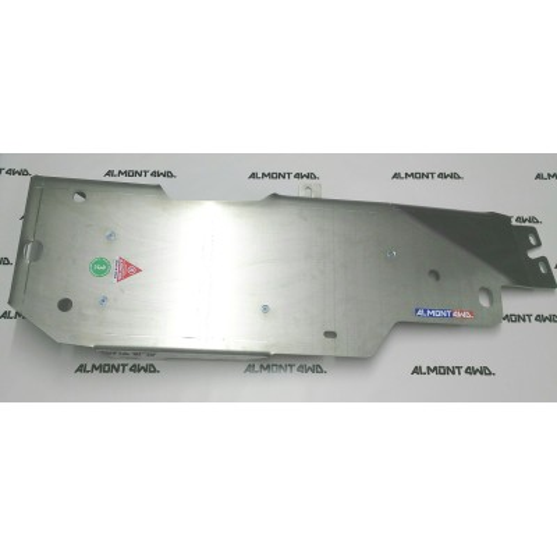PROTECTOR  DEPÓSITO (4 PUERTAS) DURALUMINIO 6mm ALMONT4WD JEEP WRANGLER JK