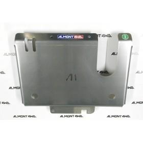PROTECTOR CAJA DE CAMBIOS DURALUMINIO 8mm ALMONT4WD JEEP WRANGLER JL