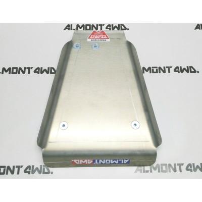 PROTECTOR DIFERENCIAL TRASERO DURALUMINIO 8mm ALMONT4WD NISSAN PATHFINDER R51
