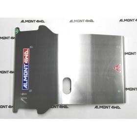 PROTECTOR FRONTAL DURALUMINIO 8mm ALMONT4WD VW AMAROK 2.0 TDI 2010-2021