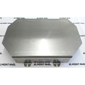 PROTECTOR DEPÓSITO (120 CORTO) DURALUMINIO 6mm ALMONT4WD TOYOTA LAND CRUISER 120