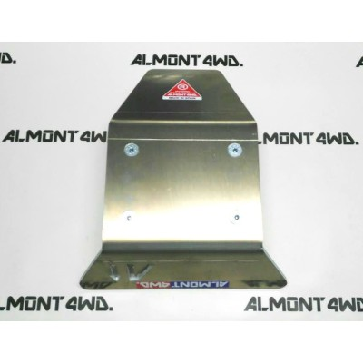 PROTECTOR DIFERENCIAL TRASERO DURALUMINIO 8mm ALMONT4WD TOYOTA 4RUNNER