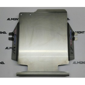 PROTECTOR FRONTAL DURALUMINIO 6mm ALMONT4WD SUZUKI JIMNY JB50 1998-2017
