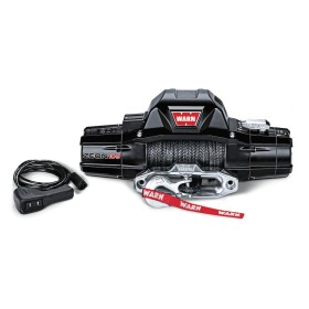 WINCH WARN ZEON 10 S / 12 V 4.536kg CABLE SINTÉTICO